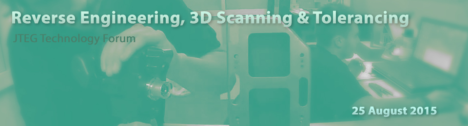 Reverse Engineering, 3D Scanning & Tolerancing