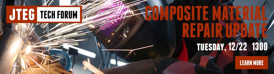 Composite Material Repair Update