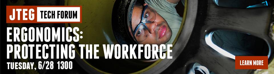 Ergonomics: Protecting the Workforce
