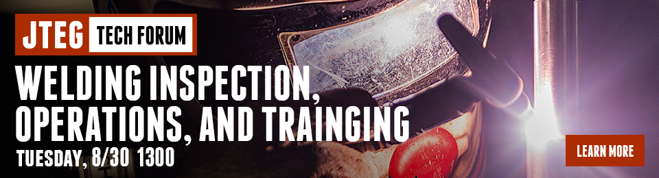 Welding Inspection, Operations, and Training