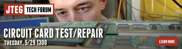 JTEG Technology Forum: Circuit Card Test/Repair