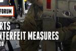 JTEG Technology Forum: Repair Parts Anti-Counterfeit Measures