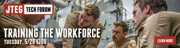JTEG Technology Forum: Training the Workforce
