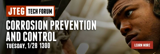 JTEG Technology Forum: Corrosion Prevention and Control