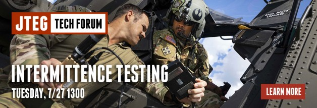 JTEG Technology Forum: Intermittence Testing